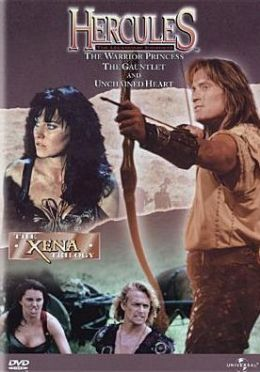 Hercules: the Lengendary Journeys - the Warrior Princess/the Gauntlet/Unchained Heart