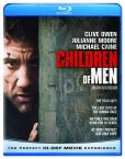 Video/DVD. Title: Children of Men