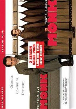 Monk: Season Three & Four