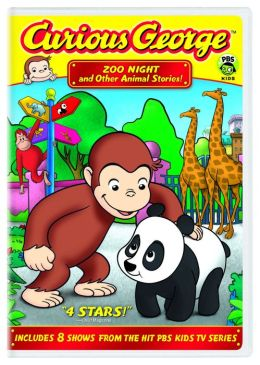 Curious George - Zoo Night and other Animal Stories
