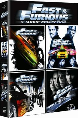 Fast & Furious: 4-Movie Collection