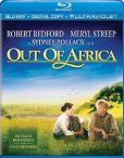 Video/DVD. Title: Out of Africa