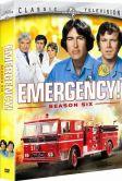Video/DVD. Title: Emergency! Season Six