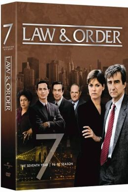 Law & Order - The Seventh Year