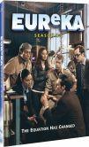 Video/DVD. Title: Eureka: Season 4.0