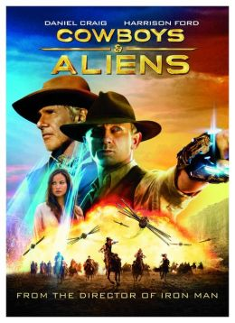 Cowboys & Aliens Extended Edition
