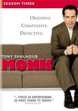 Video/DVD. Title: Monk: Season Three