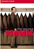 Video/DVD. Title: Monk: Season Four