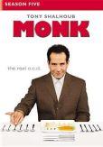 Video/DVD. Title: Monk: Season Five