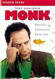 Video/DVD. Title: Monk: Season Seven