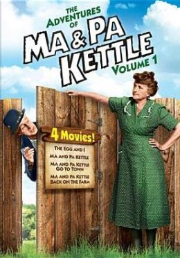 Adventures of Ma & Pa Kettle, Vol. 1