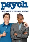 Video/DVD. Title: Psych: the Complete Second Season
