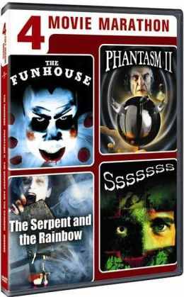 Cult Horror Collection: 4 Film Favorites