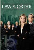 Video/DVD. Title: Law & Order: Seasons 15-17