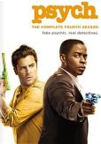 Video/DVD. Title: Psych - The Complete Fourth Season