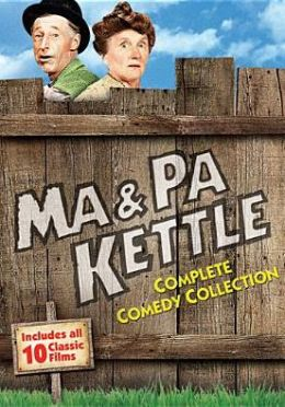 Ma & Pa Kettle: Complete Comedy Collection