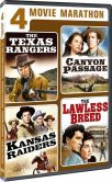 Video/DVD. Title: 4 Movie Marathon: Classic Western Collection