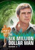 Video/DVD. Title: Six Million Dollar Man: Season 3