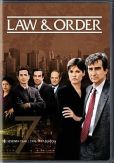 Video/DVD. Title: Law & Order: The Seventh Year