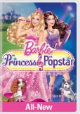 Video/DVD. Title: Barbie: The Princess & the Popstar