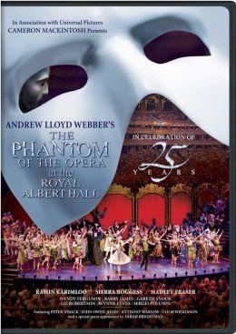 Phantom of the Opera at the Albert Hall