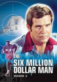 Video/DVD. Title: Six Million Dollar Man: Season 2