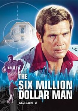 Six Million Dollar Man: Season 2