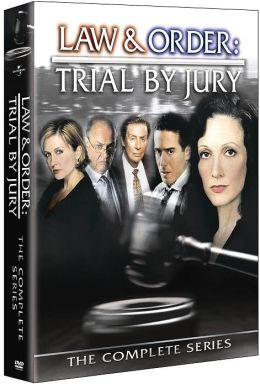 Law & Order Trial By Jury - The Complete Series
