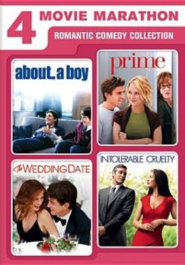 4 Movie Marathon: Romantic Comedy Collection