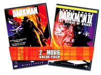 Darkman / Darkman 2: Return of