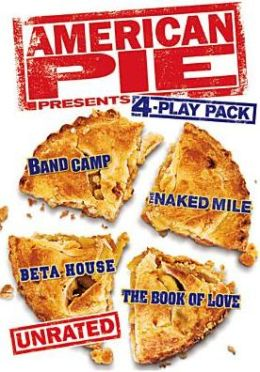 American Pie Presents: 4-Play Pack