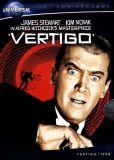 Video/DVD. Title: Vertigo