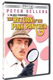 Video/DVD. Title: The Return of the Pink Panther
