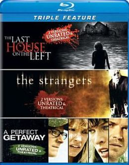 Last House on the Left/Strangers/Perfect Getaway