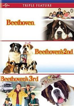 Beethoven/Beethoven's 2nd/Beethoven's 3rd