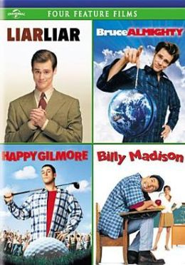 Liar Liar/Bruce Almighty/Happy Gilmore/Billy Madison