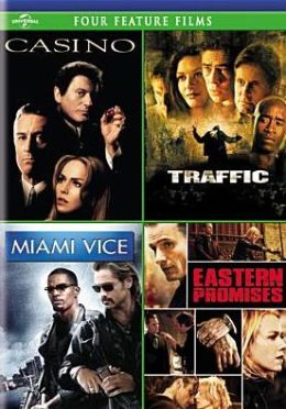 Casino/Traffic/Miami Vice/Eastern Promises