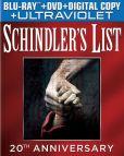 Video/DVD. Title: Schindler's List
