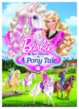 Video/DVD. Title: Barbie & Her Sisters in A Pony Tale