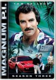 Video/DVD. Title: Magnum, P.I.: Season Three