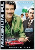 Video/DVD. Title: Magnum, P.I.: Season Five