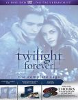 Video/DVD. Title: Twilight Forever: The Complete Saga