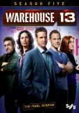 Video/DVD. Title: Warehouse 13: Season Five