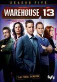 Video/DVD. Title: Warehouse 13: Season Five
