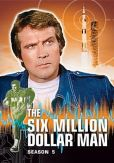 Video/DVD. Title: Six Million Dollar Man: Season 5