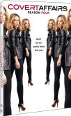 Video/DVD. Title: Covert Affairs: Season Four