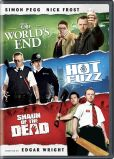 Video/DVD. Title: The World's End / Hot Fuzz / Shaun Of The Dead Trilogy