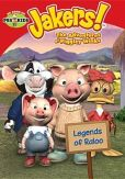 Video/DVD. Title: Jakers - Adventures Of Piggley Winks: Legends Of