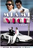 Video/DVD. Title: Miami Vice: Season Four