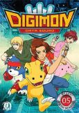 Video/DVD. Title: Digimon Data Squad: Season 5